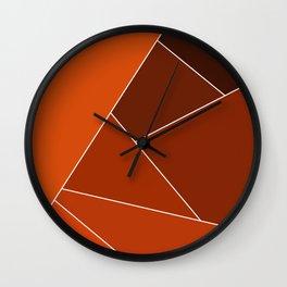 New Old Rusty Wall Clock