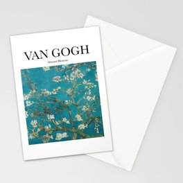 Van Gogh - Almond Blossom Stationery Cards