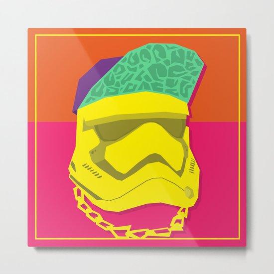 Fresh Trooper Metal Print