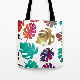 Kiss of Gold, cool calming colors to  change any mood. Tote Bag