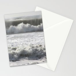 Waves of the Marin Headlands Stationery Cards