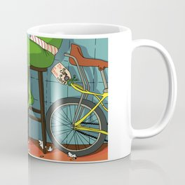 The Elf's Lament Coffee Mug