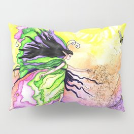 Pollination Promonade Pillow Sham