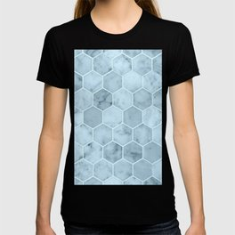 Bright Blue Tiles T-shirt