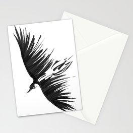 Raven Flight Stationery Cards