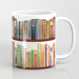 Jane Austen Vintage Book collection Coffee Mug