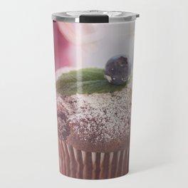 Sweet fruit muffin fine  Travel Mug