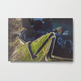 Matin Noir II Metal Print