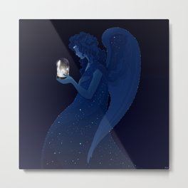 Angel Memorabilia Metal Print