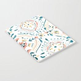 Moroccan Tiles Notebook