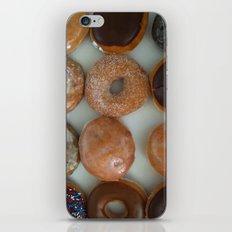 Doughnuts iPhone & iPod Skin
