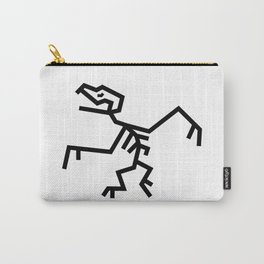 Pterodactyl Skeleton Carry-All Pouch
