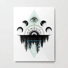 Unison Metal Print