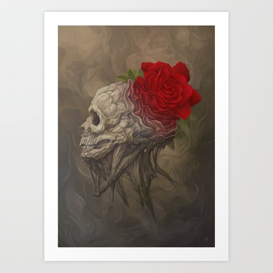 The Time of your Life Art Print