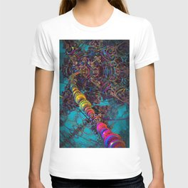 Connecting to the Psychedelic Brain II T-shirt