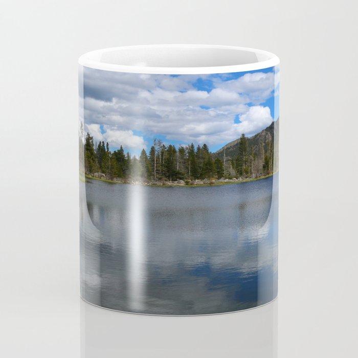 Sprague Lake Reflection Coffee Mug