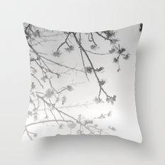 Rising Dawn Throw Pillow
