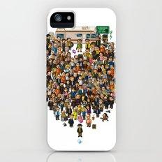 Super Breaking Bad iPhone (5, 5s) Slim Case