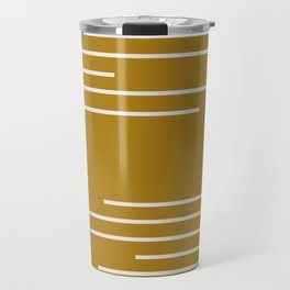 Sand Bars Travel Mug