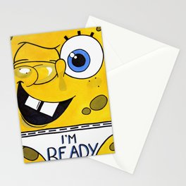 I'm ready Stationery Cards