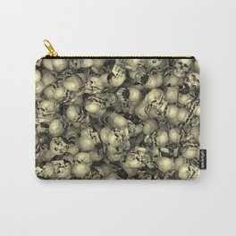 Heap of skulls Carry-All Pouch