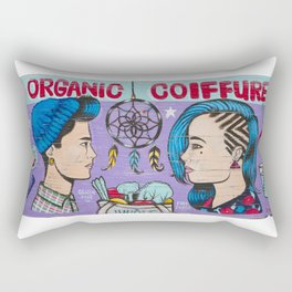 Organic Couffure Rectangular Pillow
