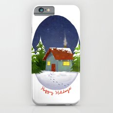 Happy Holidays 2012 Slim Case iPhone 6s
