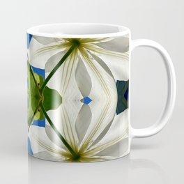 Clematis Solaris Coffee Mug