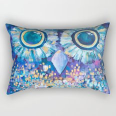 Visions in the Night Rectangular Pillow