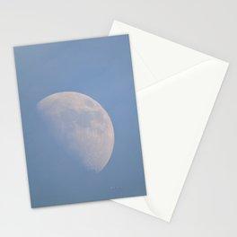 January Half Moon Stationery Cards