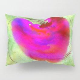 Travelors Heart - reisendes Herz  (A7 B0223) Pillow Sham