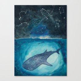 Symbiotic Canvas Print