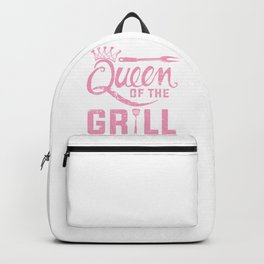 Queen Of The Grill Backpack