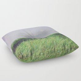 Beach Dunes - Summer of Love Floor Pillow