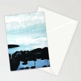 The ocean and me Stationery Cards