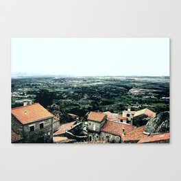 Monsanto, Portugal Canvas Print