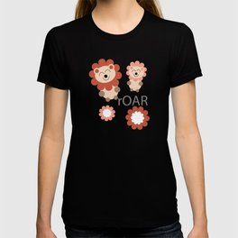 Cute Baby Lion // Jungle Animal T-shirt