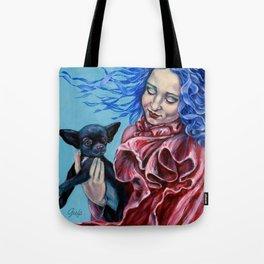 Vera Lilith Tote Bag