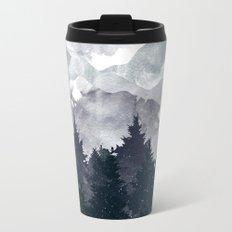 Winter Tale Metal Travel Mug