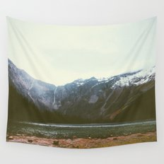 Avalanche Lake Wall Tapestry
