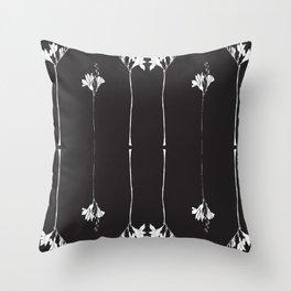COLOUR ME FLOWER Throw Pillow