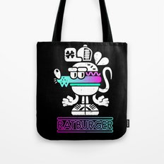 Ratburger Tote Bag