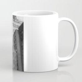 NYC in Fog Coffee Mug