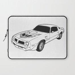 1976 Pontiac Firebird Trans Am Laptop Sleeve