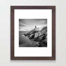 The Baily Lighthouse - Ireland  (RR112) Framed Art Print