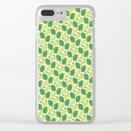 Limelight Clear iPhone Case