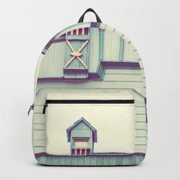 Green Facade Backpack