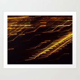painting with light3 Art Print