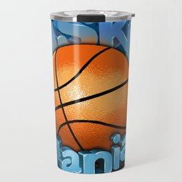Basketmania Travel Mug