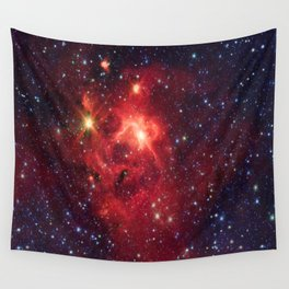 Millions Years Away Wall Tapestry